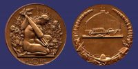 Delannoy, Maurice, Flore, Gardening Medal-combo.jpg
