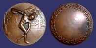 Hommeau, J., Greek Discus Thrower, early 20th Century-combo.jpg