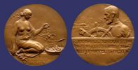 Lecroat, J., Bruxelles Port, Friends of the Medal, 1909-combo.jpg